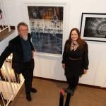 John Hurt and Gina Soden Holt Art Prize