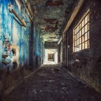 Factory Walkway
