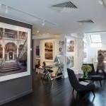 Large Krankenhaus piece at Eye Like Gallery