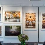 Bath Haus, Gym and Jaguar artworks by Gina Soden
