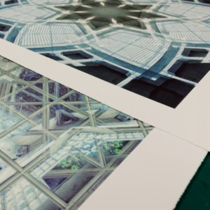 Gina Soden London Fine Art Photography abstract Kaleidoscope