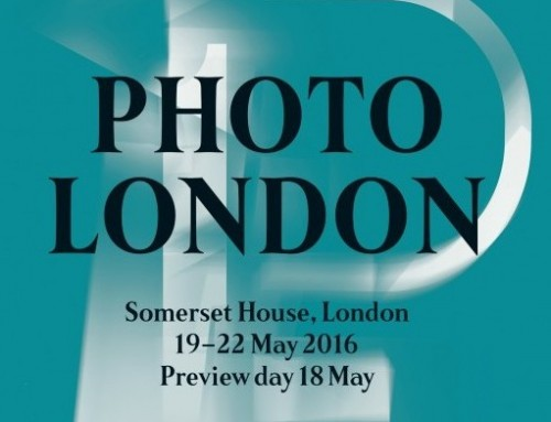 Gina Soden at Photo London
