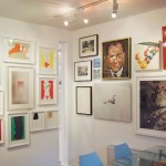 London Fine Art Photographer Parquet at The Christmas Salon at Eleven Gallery, 2015