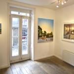 Klasztor at Eleven Gallery for Falls the Shadow exhibition