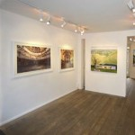London Fine Art Photographer Wooden Chapel and Cloister at Eleven Gallery