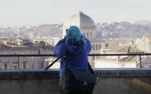 Gina Soden London fine art photographer in Rome