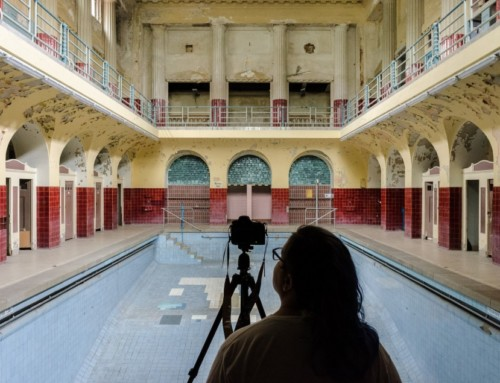 A day in the life of a London fine art photographer