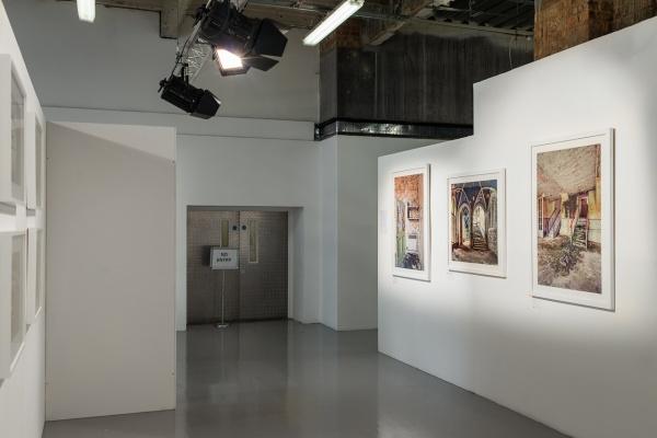 Gina Sodens work at The Photo Art Fair 2013