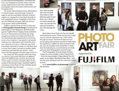 Best In Show At Photo Art Fair