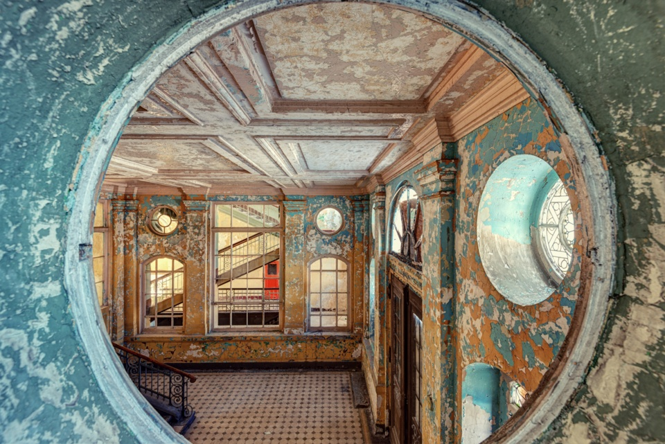Gina Soden London Fine Art Photography Klinik