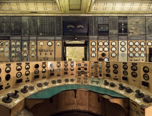 Battersea Power Station: Control Room A