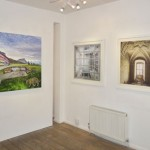 London Fine Art Photographer Reflection and Stellar at Eleven Gallery Falls the Shadow exhibition