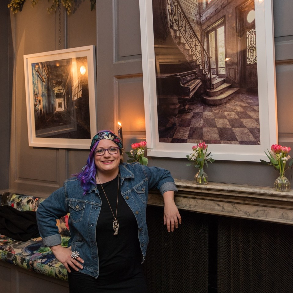 Blacks Club Exhibition – London Fine Art Photography