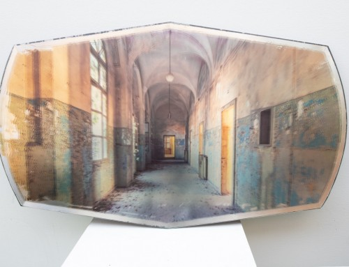 Asylum Corridor on Mirror
