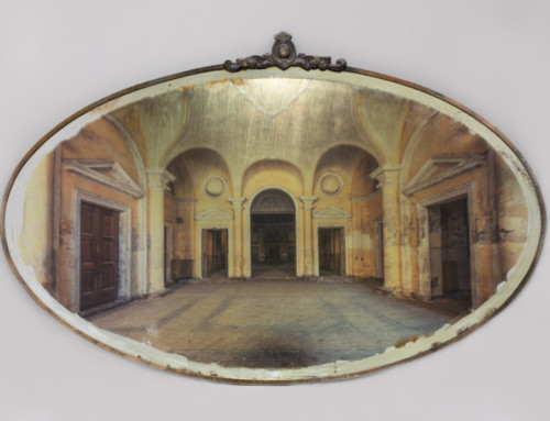 Asylum Entrance Hall on Mirror